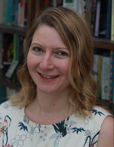 April 4th, 2019 - Guest Poet: Claire Williamson