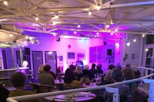 Friday April 26, 2019: An Evening With Fire River Poets